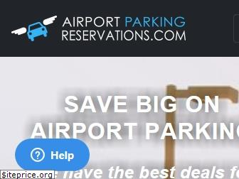airportparkingreservations.com