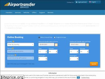 airportransferservices.com