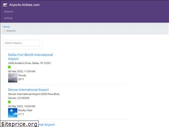 airports-airlines.com