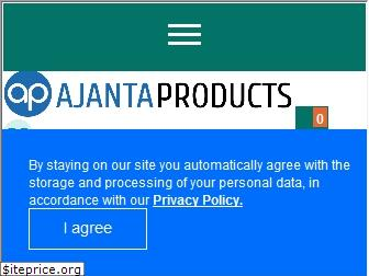 ajantaproducts.net