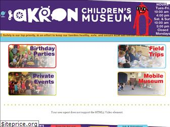 akronkids.org