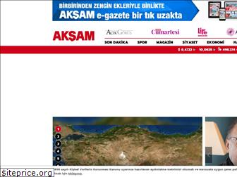 www.aksam.com.tr website price