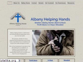 albanyhelpinghands.com