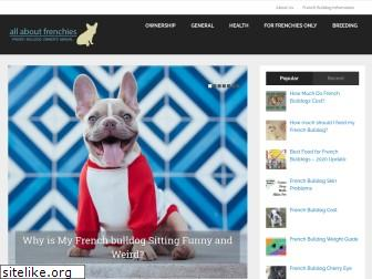 allaboutfrenchies.com