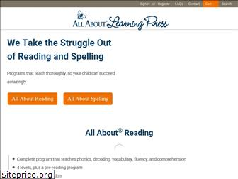 allaboutlearningpress.com