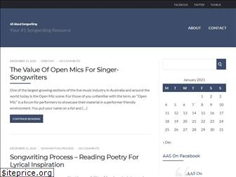 allaboutsongwriting.com