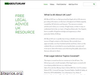 allaboutuklaw.co.uk