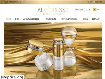 allegressebeauty.com