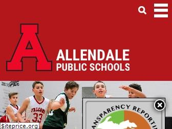 www.allendale.k12.mi.us website price