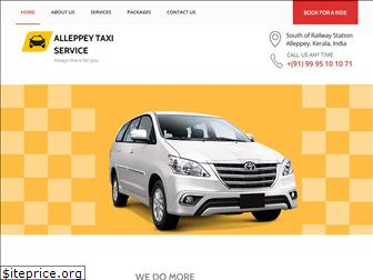 alleppeytaxiservice.com