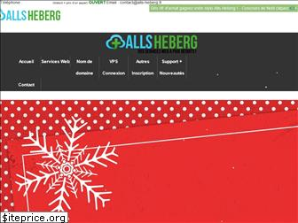 www.alls-heberg.fr website price