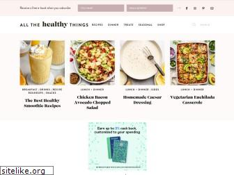 allthehealthythings.com