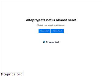 altaprojects.net