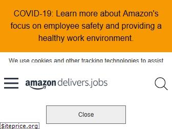 amazondelivers.jobs