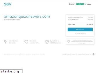 amazonquizanswers.com
