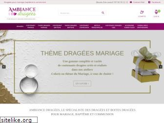 ambiancedragees.fr