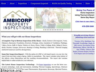 ambicorpinspections.ca
