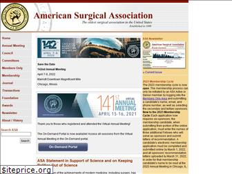 americansurgical.org