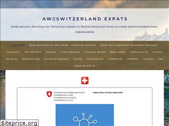 americanswelcome-expats.swiss