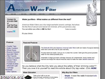 americanwaterfilter.com
