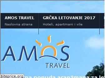 www.amostravel.rs website price