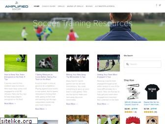 amplifiedsoccerathlete.com