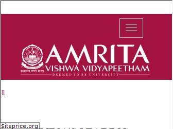www.amrita.edu website price