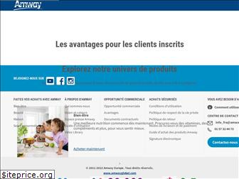 amway.fr