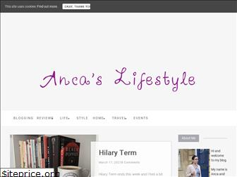 ancaslifestyle.co.uk