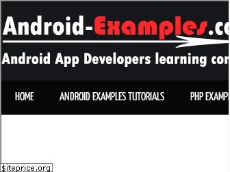 android-examples.com