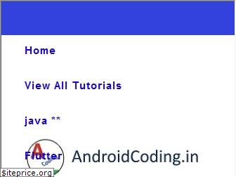 androidcoding.in
