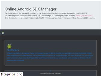 androidsdkmanager.azurewebsites.net