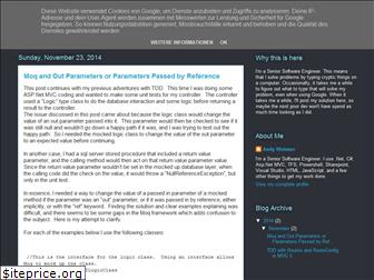andywebstercoding.blogspot.com