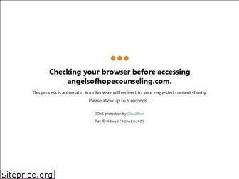 angelsofhopecounseling.com