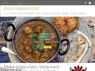 angloindianchef.co.uk