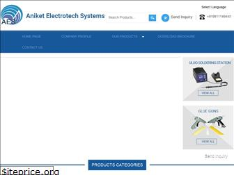 aniketelectrotechsystems.com