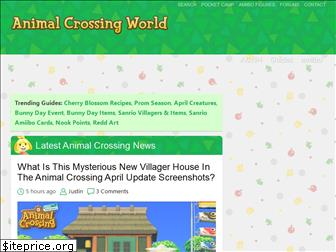 animalcrossingworld.com