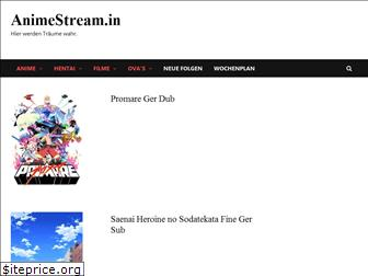 www.animestream.in website price