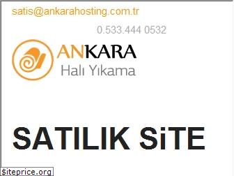 www.ankarahaliyikama.net website price