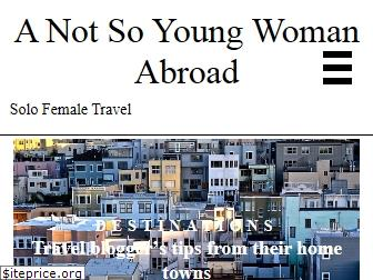 anotsoyoungwomanabroad.com