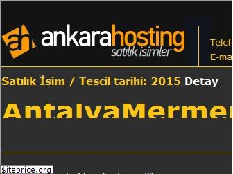 www.antalyamermer.net website price