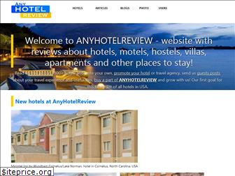 anyhotelreview.com