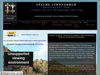 apache-stronghold.com