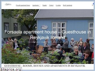 apartmenthouse.is