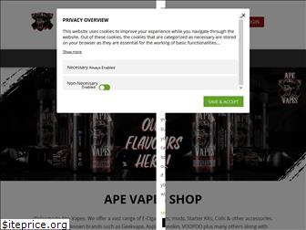 apevapes.co.uk