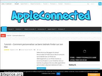 appleconnected.fr