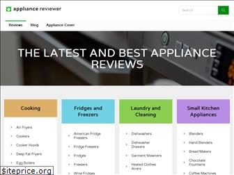 appliancereviewer.co.uk