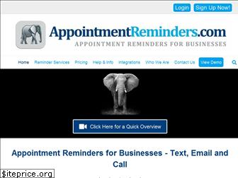 appointmentreminders.com