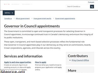 appointments.gc.ca