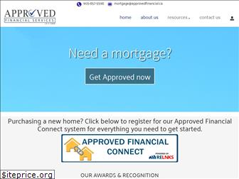 approvedfinancial.ca